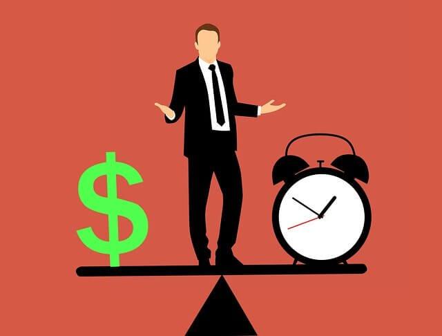 Rahaa ja aikaa